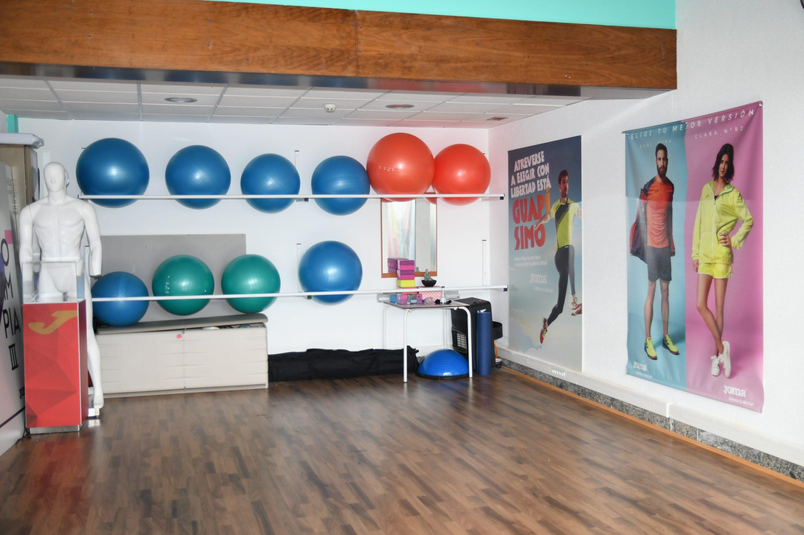 instalaciones de pilates y yoga